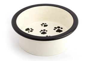 Melia Funky Paws Dog Bowl 5
