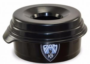 20. Spill proof water bowl for dogs
