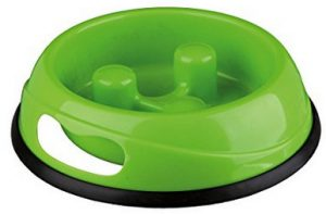 3. Trixie Small Slow Feeder No Gulp