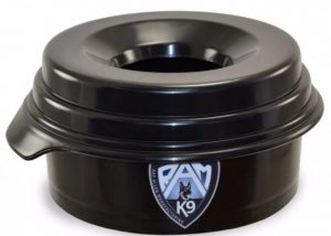 36. Spill Proof Dog Bowl