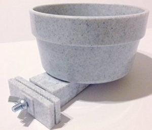 Crate Bowl - Water or Food Bowl for Kennel