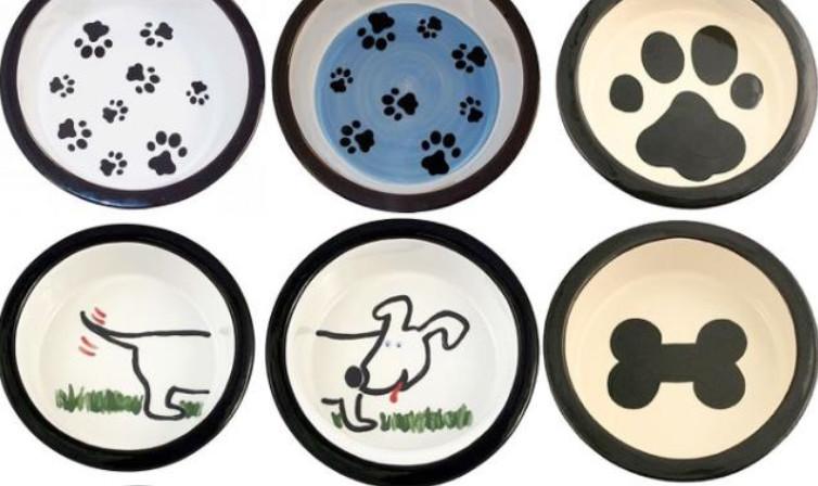 Melia Dog Bowls