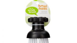 Petco dog bowls scrub brush