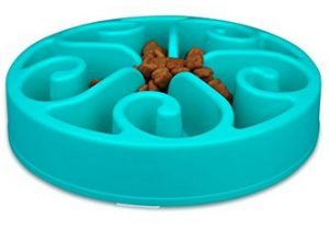 Wangstar – Dog bowl to slow down eating