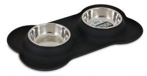 Wetnoz Flexi Bowl Duo for Pets