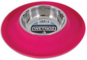 Wetnoz Flexi Dog Bowl, Hibiscus