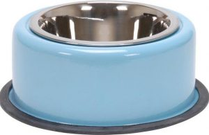 weighted dog bowls