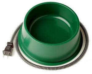 Farm Innovators 1-Quart Heated Bowl