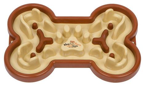 Wag Haus Guzzle Muzzle Slow Feeder