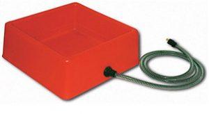 farm Innovators 1-1 4-Gallon Heated Water Bowl