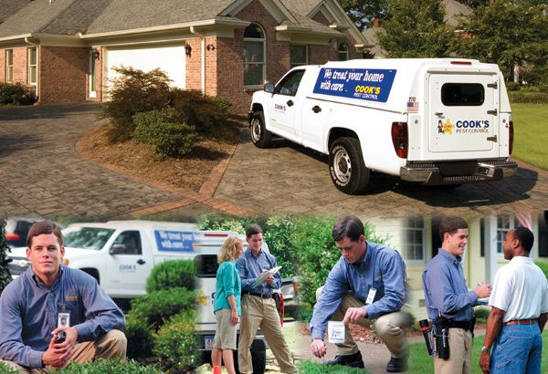 Cook's Pest Control Madison Al