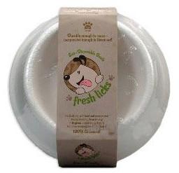 Fresh Licks EcoDisposable Bowls
