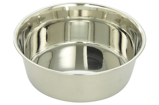Indipet Stainless Steel – Pet Water Bowl