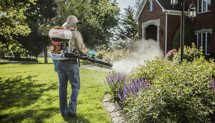 Mosquito yard treatment
