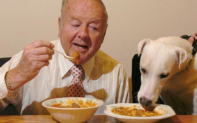 Dick Van Patten Pet Food
