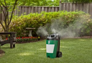 best mosquito control for yards