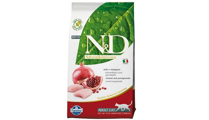 N&D Cat Food Review as Consideration for Healthier Cat