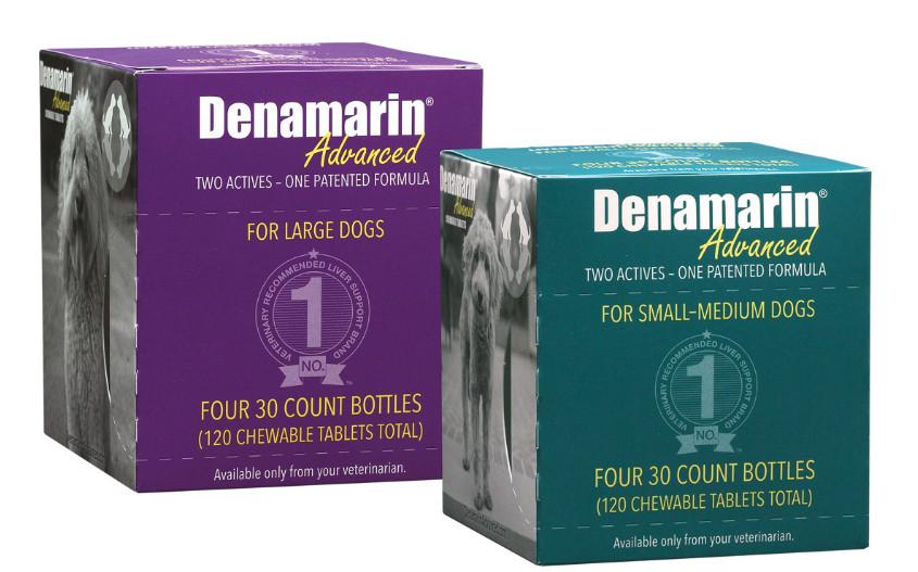 denamarin advanced for large dogs