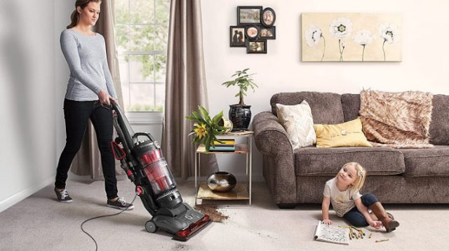 Hoover Windtunnel 3 High Performance Pet Bagless Upright UH7263 to Perfectly Clean Your House