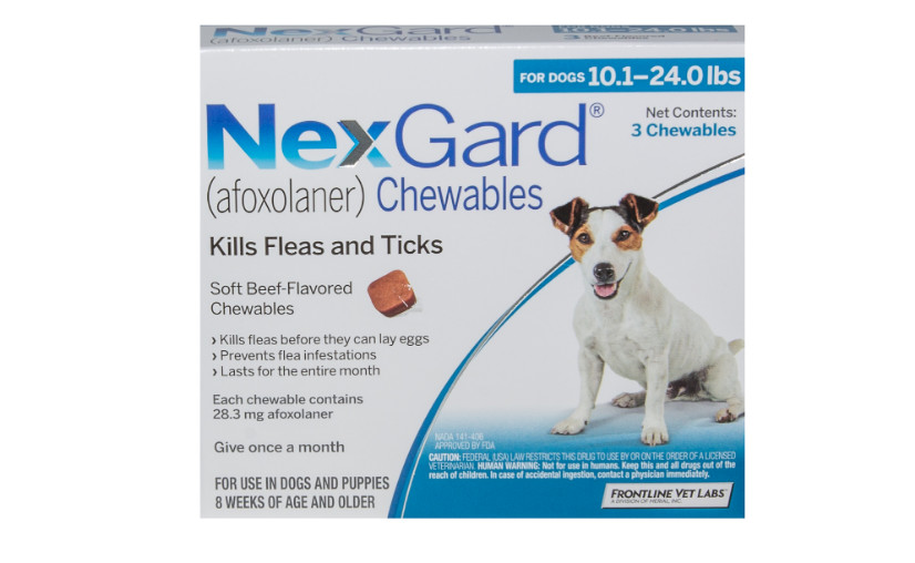 Nexgard Seizures on the Cats and Dogs after Medication
