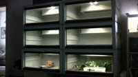 Stackable Reptile Cages Materials and the Advantages and Disadvantages