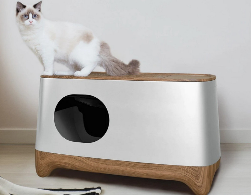 iKuddle Review as the Practical and Smart Litter Box for Every Pet Owner