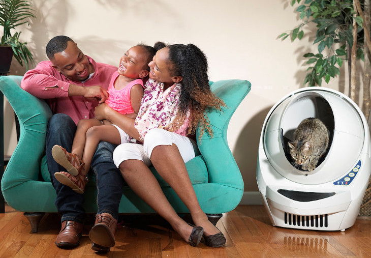litter box that cleans itself 2